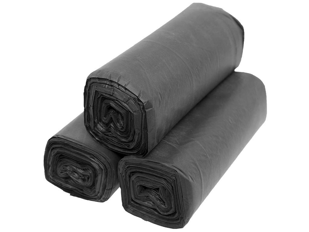Lốc 3 cuộn túi rác đen Trương Ngọc Bích 64x78cm (1kg) 5