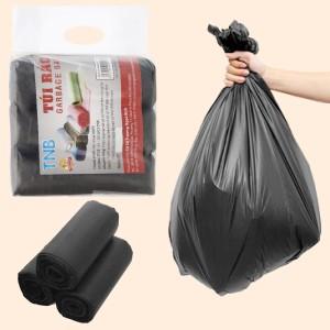 Lốc 3 cuộn túi rác đen Trương Ngọc Bích 64x78cm (1kg)