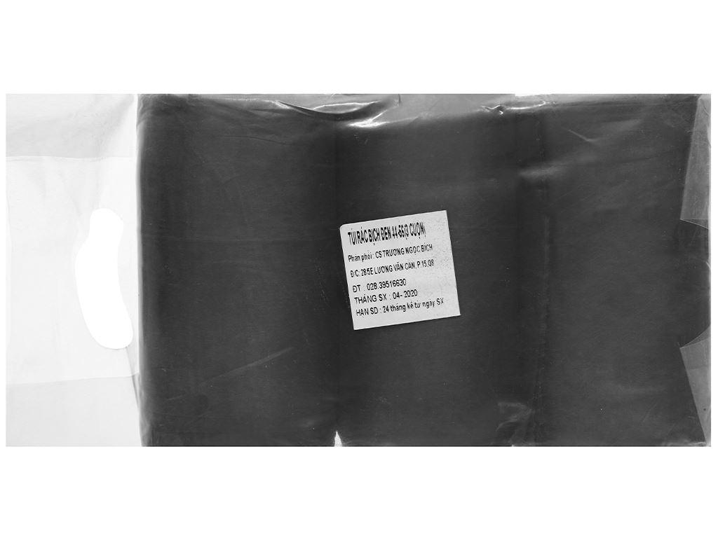 Lốc 3 cuộn túi rác đen Trương Ngọc Bích 44x56cm (1kg) 2