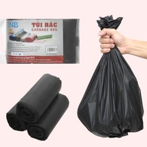 Lốc 3 cuộn túi rác đen Trương Ngọc Bích 44x56cm (1kg)