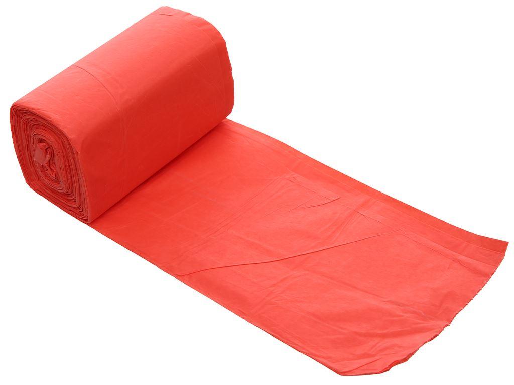 Lốc 3 cuộn túi rác màu Trương Ngọc Bích 44x56cm (1kg) 4