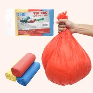 Lốc 3 cuộn túi rác màu Trương Ngọc Bích 44x56cm (1kg)