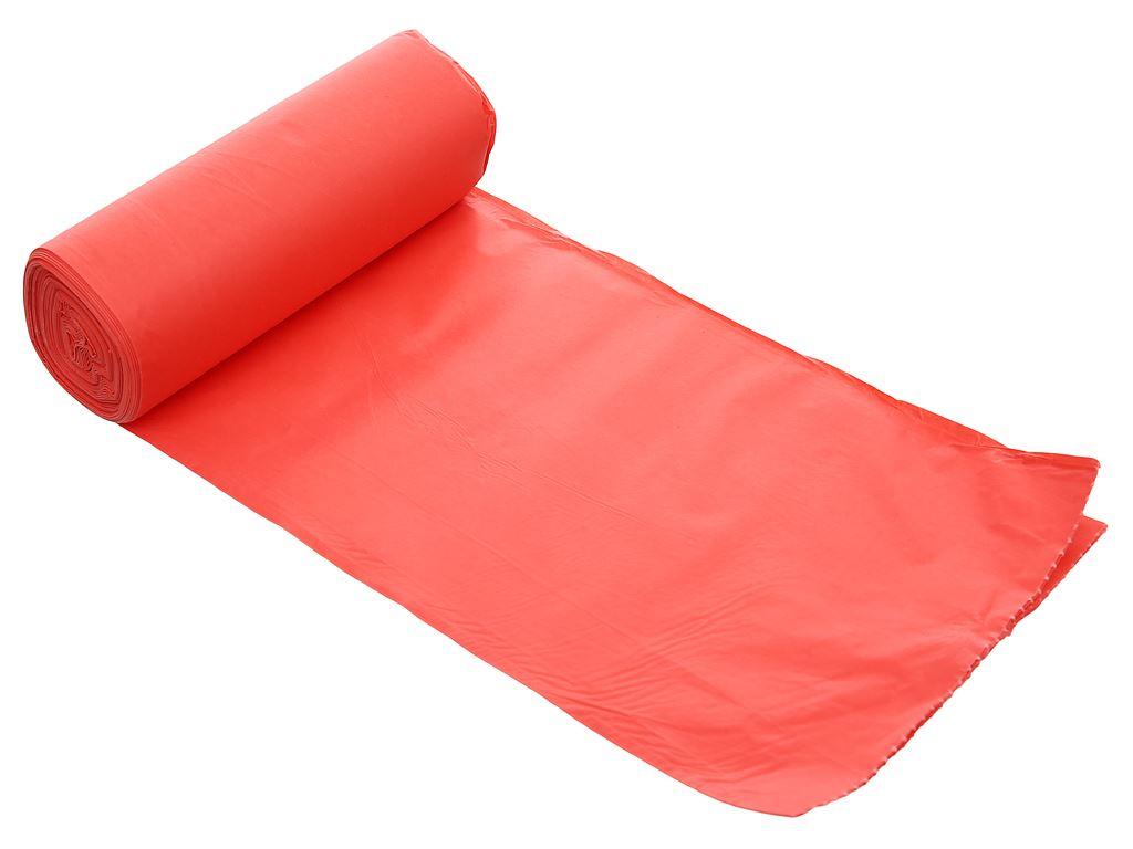 Lốc 3 cuộn túi rác màu Trương Ngọc Bích 64x78cm (1kg) 4