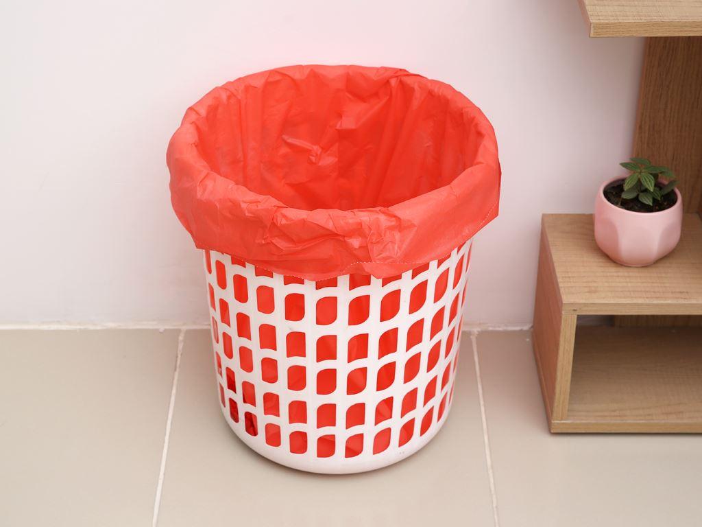 Lốc 3 cuộn túi rác màu Trương Ngọc Bích 64x78cm (1kg) 6