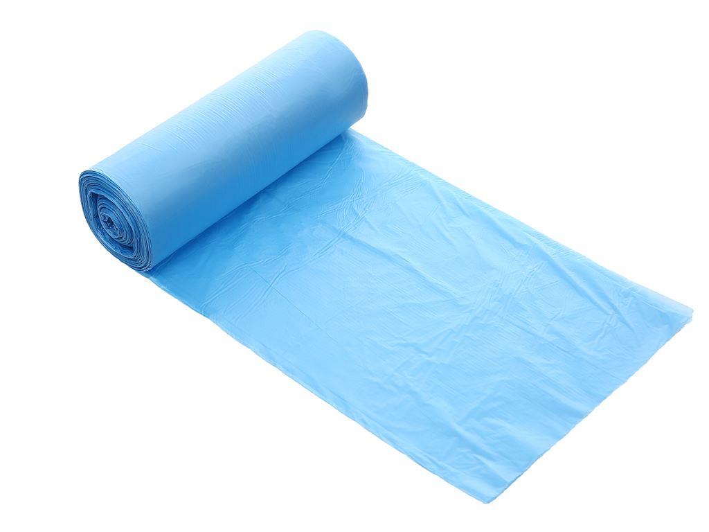 Lốc 3 cuộn túi rác màu Nam Thái Sơn 53x63cm 4