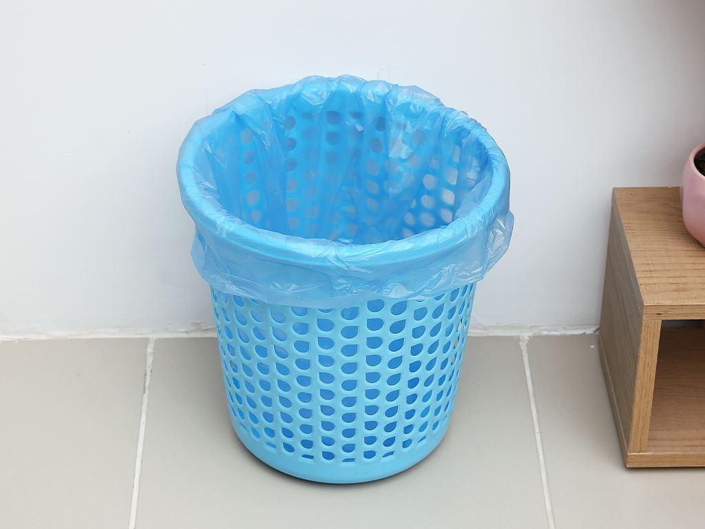 Lốc 3 cuộn túi rác màu Nam Thái Sơn 53x63cm 6