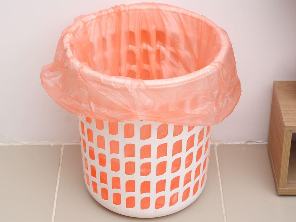 Lốc 3 cuộn túi rác màu Nam Thái Sơn 66x82cm 6