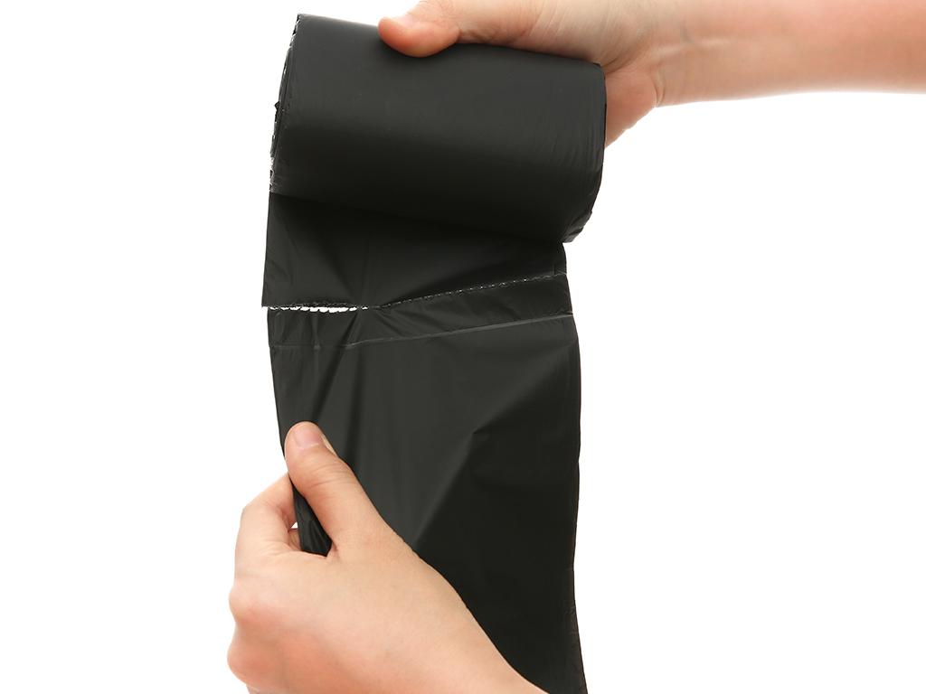 Lốc 3 cuộn túi rác đen tự huỷ sinh học Bách Hóa XANH 44x56cm (1kg) 5