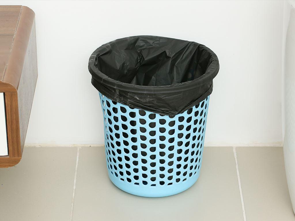 Lốc 3 cuộn túi rác đen tự huỷ sinh học Bách Hóa XANH 44x56cm (1kg) 7