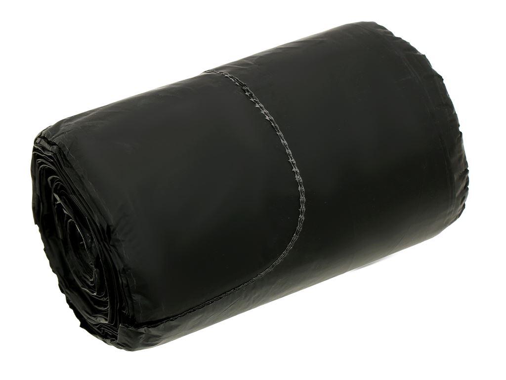 1 cuộn túi rác đen tự huỷ sinh học Bách Hóa XANH 44x56cm (250g) 3