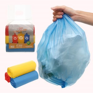 Túi rác 3 màu Nam Thái Sơn 64x78cm (1kg)