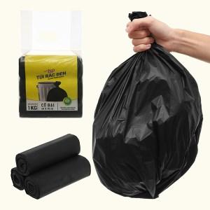 Túi rác đen Nam Thái Sơn 64x78cm (1kg)