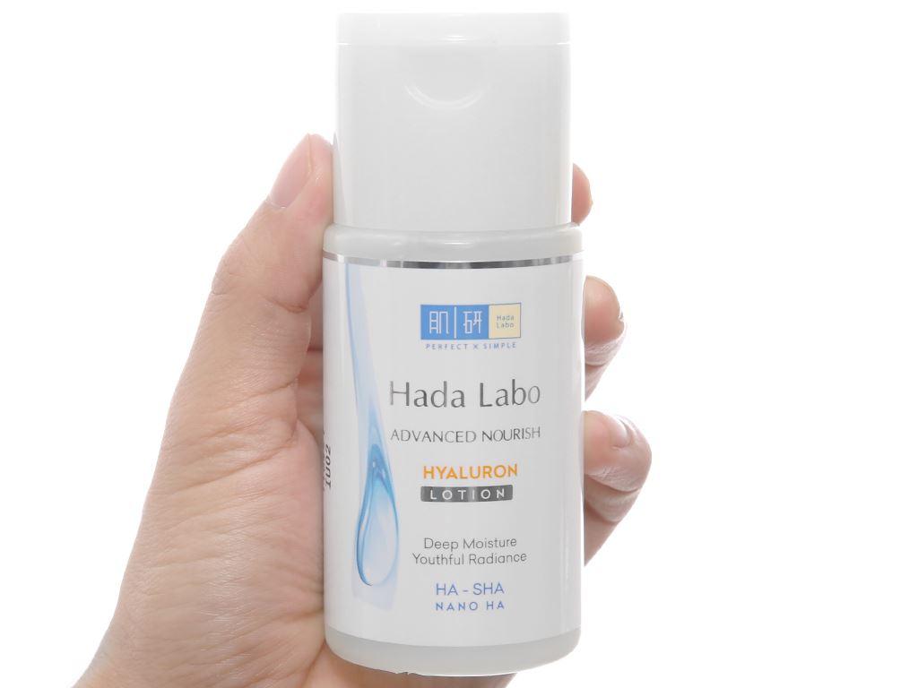 Dung dịch dưỡng ẩm tối ưu Hada Labo Advanced Nourish 100ml 4