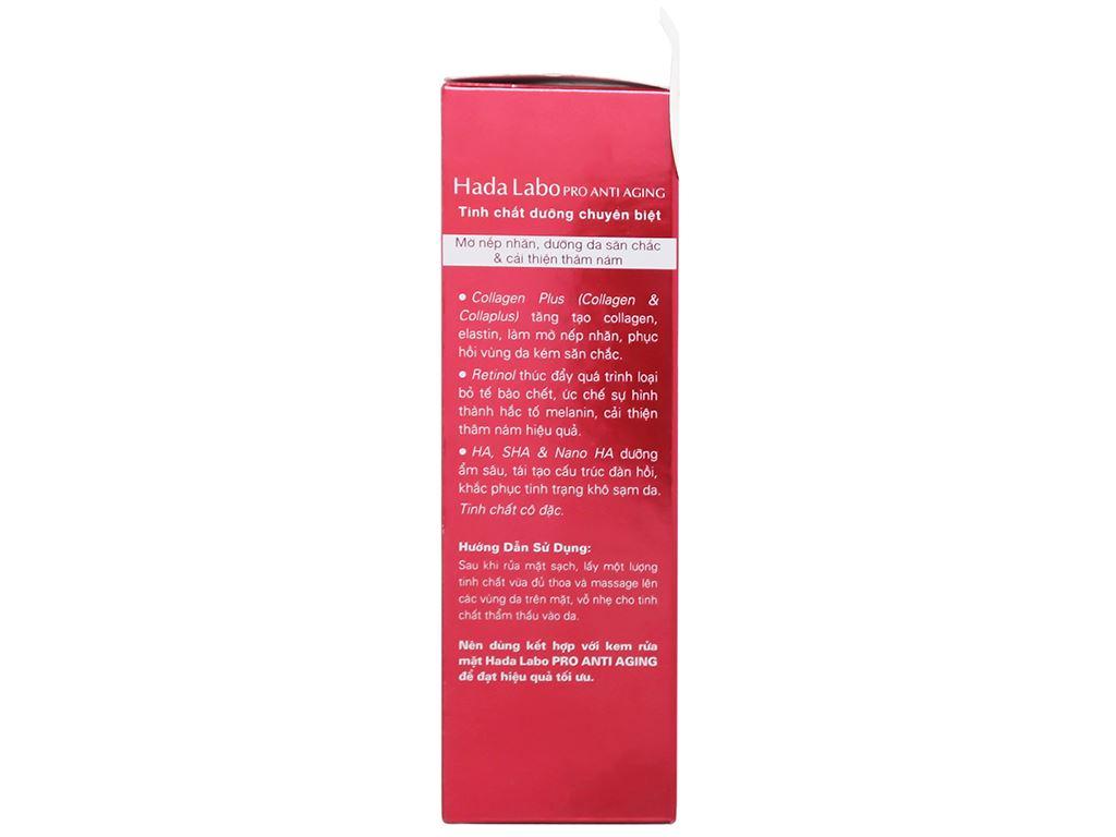 Tinh chất dưỡng chuyên biệt Hada Labo chống lão hóa 30g 99