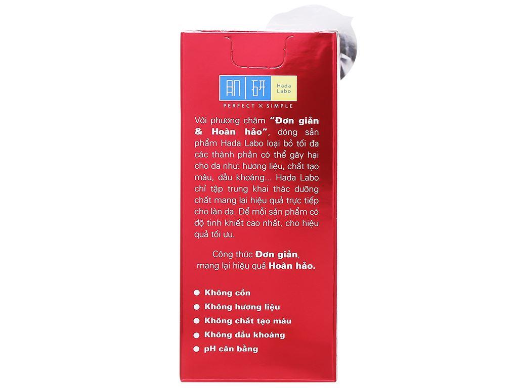 Dung dịch dưỡng chuyên biệt Hada Labo chống lão hóa 100ml 8