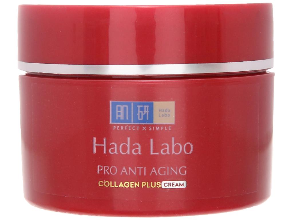 Kem dưỡng chuyên biệt Hada Labo Pro Anti Aging chống lão hóa 50g 5