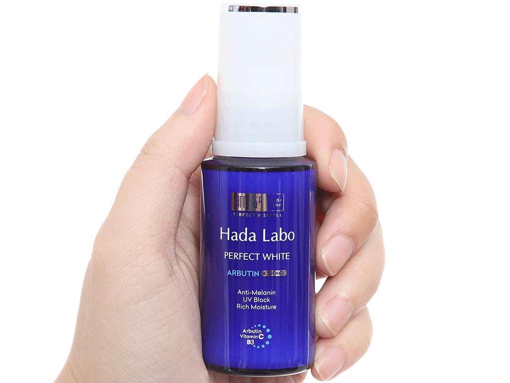 Tinh chất dưỡng trắng Hada Labo Perfect White 30g 4
