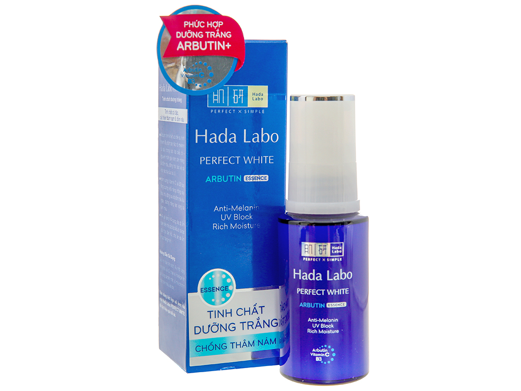 Tinh chất dưỡng trắng Hada Labo Perfect White 30g 1