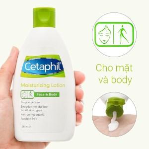 Sữa dưỡng ẩm Cetaphil Moiturizing Lotion 200ml