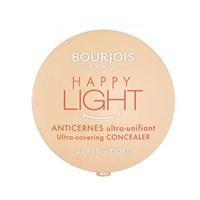 Kem che khuyết điểm vùng mắt Bourjois Happy Light Concealer 23 Golden Beige