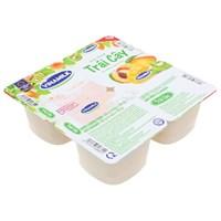 Sữa chua Vinamilk Trái cây 100g (4 hộp)