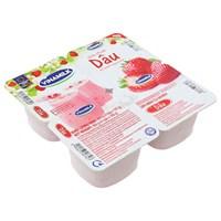 Sữa chua Vinamilk hương Dâu 100g (4 hộp)
