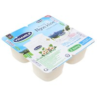 Sữa chua Vinamilk Ít đường 100g (4 hộp)
