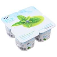 Sữa chua TH True Yogurt Trà xanh Matcha 100g (4 hộp)