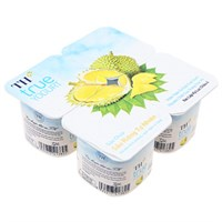 Sữa chua TH True Yogurt hương Sầu riêng 100g (4 hộp)