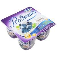 Sữa chua Vinamilk Probeauty Việt quất 100g (4 hộp)