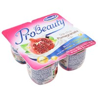 Sữa chua Vinamilk Probeauty Lựu 100g (4 hộp)