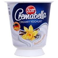 Sữa chua Zott Cremabella kem Vani 120g