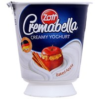 Sữa chua Zott Cremabella kem Táo 120g