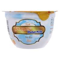 Sữa chua Dalat Milk vị Đào 100g