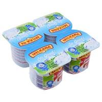 Sữa chua Milkana vị Dâu 100g (4 hộp)