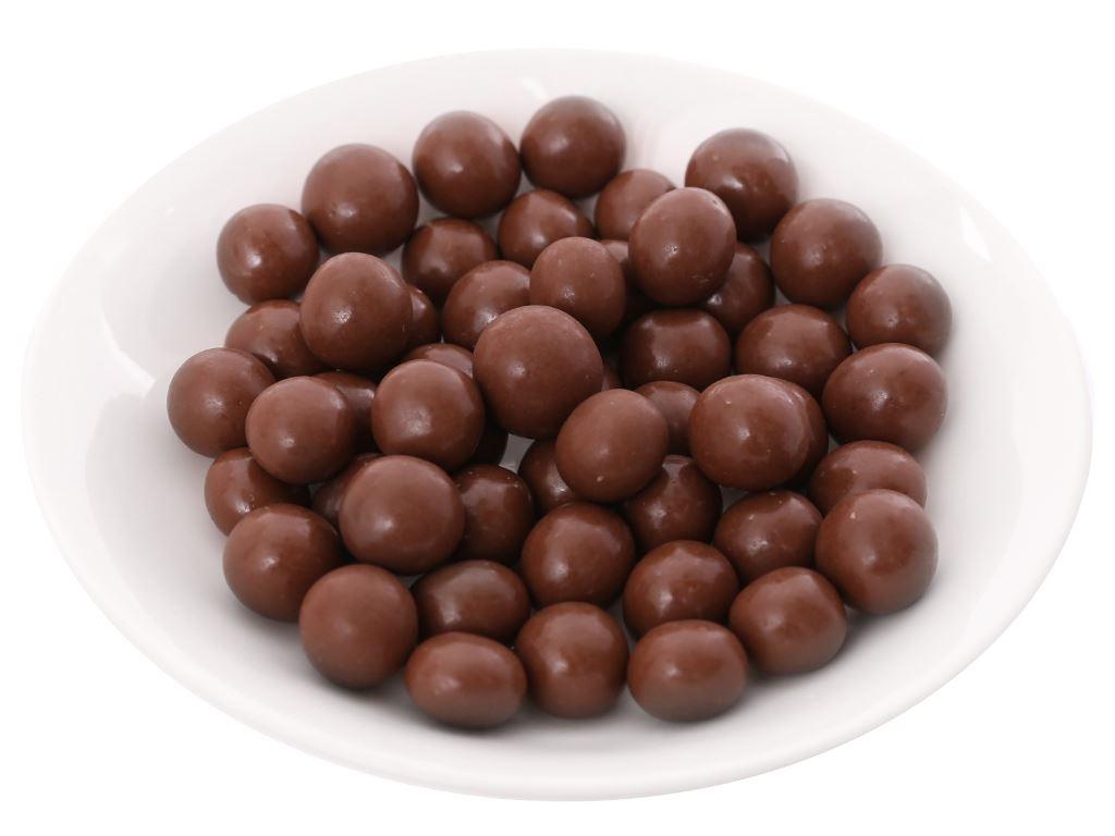 Bánh xốp phủ socola KitKat Bites túi 200g 8