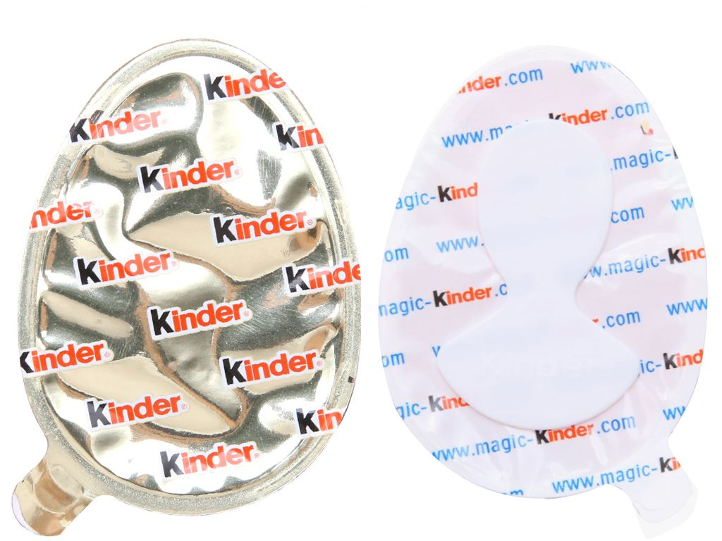 Socola trứng Kinder Joy cho bé gái 20g 3