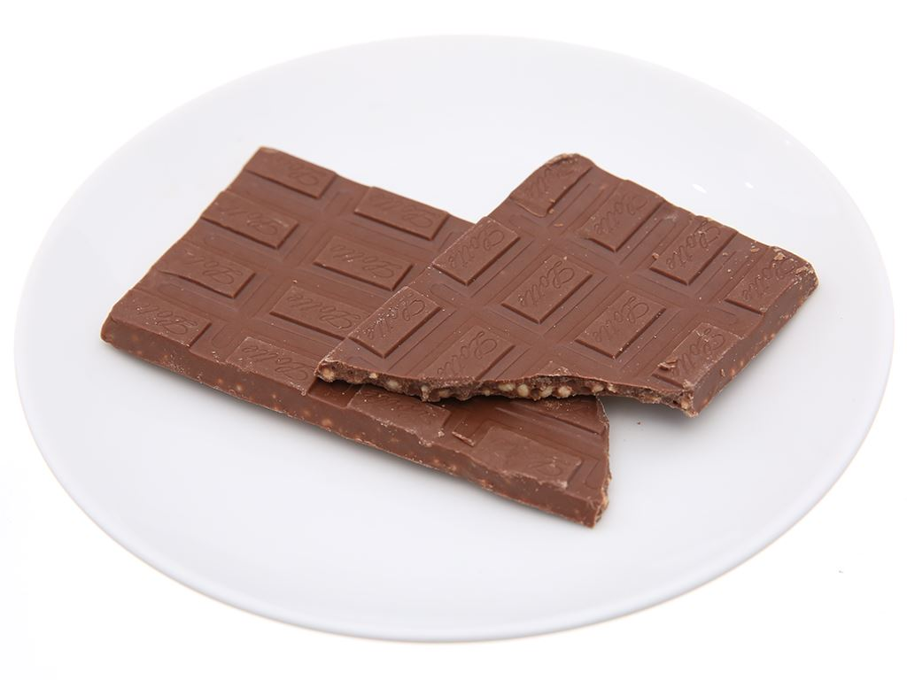 Socola Lotte Crunky thanh 34g 3