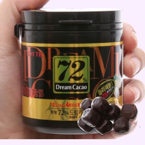 Socola đen Lotte Dream Cacao 72% hộp 86g