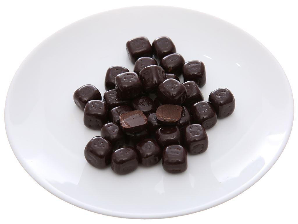 Socola đen Lotte Dream Cacao 72% hộp 86g 4