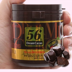 Socola đen Lotte Dream Cacao 56% hộp 86g