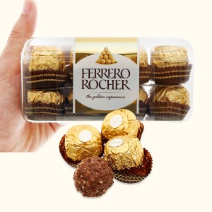 Socola Ferrero hộp 200g