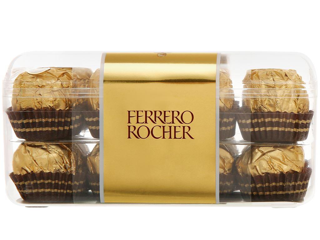 Socola Ferrero hộp 200g 2