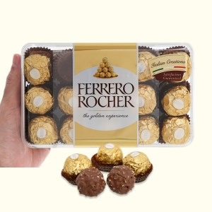 Socola Ferrero hộp 375g