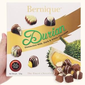 Socola sầu riêng Bernique hộp 120g