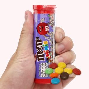 Kẹo socola M&M's Mini ống 35g