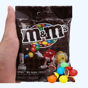Kẹo socola sữa M&M's gói 100g
