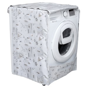 Áo trùm máy giặt cửa trước 82x56x60cm