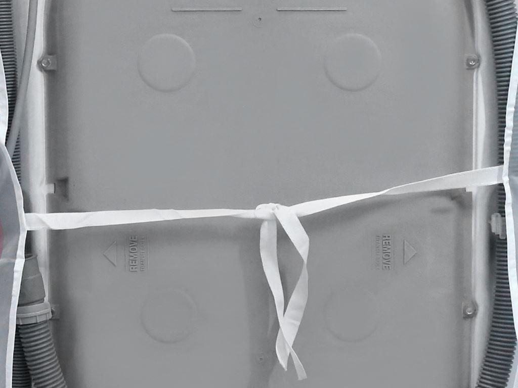 Áo trùm máy giặt của trước OCCA OW001 83x56x60 cm 5