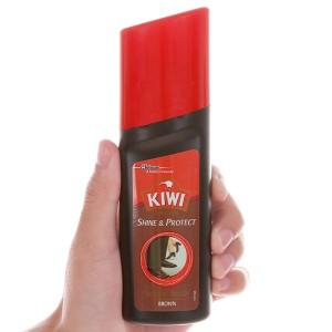 Xi nước bóng & bảo vệ Kiwi màu nâu 75ml